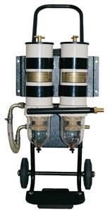 Sistemi depurazione gasolio