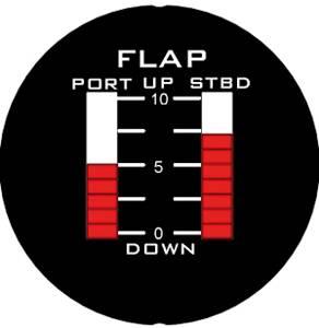 Componenti per flaps