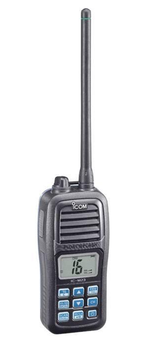 VHF  IC-M23