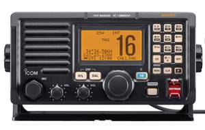 VHF IC-GM651