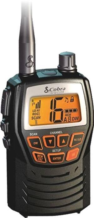 VHF COBRA  HH 125 EPEW