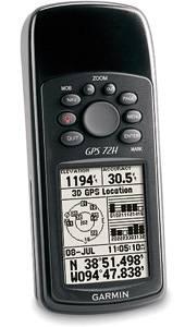 GPS GARMIN 72