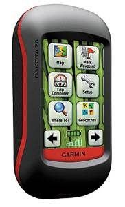 GPS DAKOTA 20