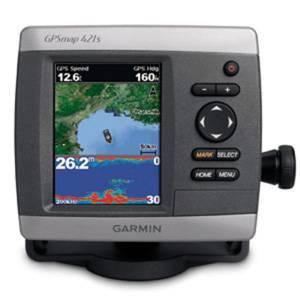 Garmin CHARTPLOTTER 421S con BlueChart G2 Vision