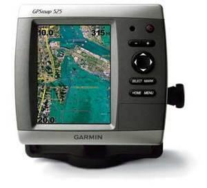 Garmin GPS MAP 526 COLOR con Bluechart G2 Vision