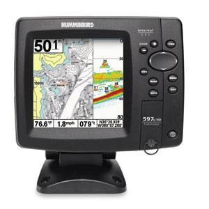 ECO 587CXI HD COMBO GPS