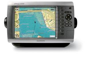 GPS GARMIN MAP 4008C